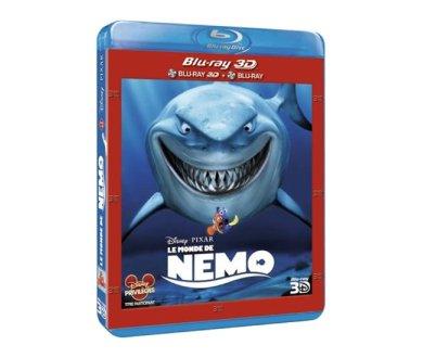 Test Blu-Ray 3D : Le Monde de Nemo