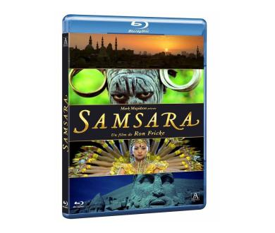 Test Blu-Ray : Samsara