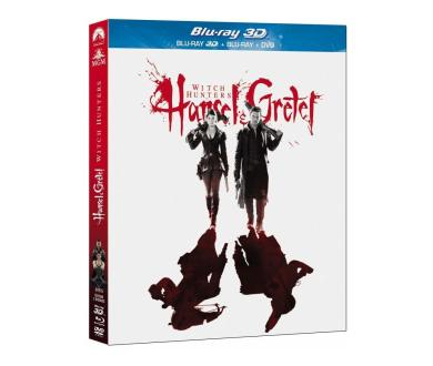 Test Blu-Ray 3D : Hansel & Gretel : Witch Hunters