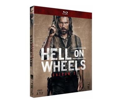 Test Blu-Ray : Hell on Wheels - Saison 2