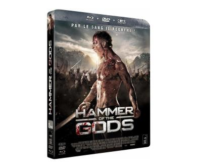 Test Blu-Ray : Hammer of the Gods