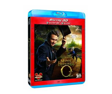 Test Blu-Ray 3D : Le Monde Fantastique d'Oz
