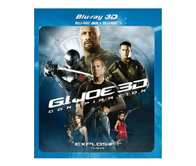 Test Blu-Ray 3D : G.I. Joe - Conspiration