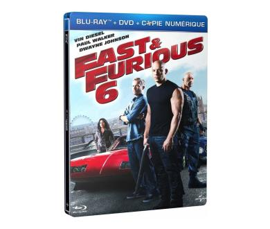 Test Blu-Ray : Fast and Furious 6