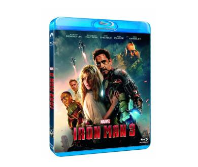 Test Blu-Ray : Iron Man 3