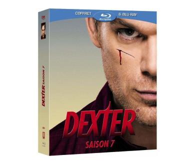 Test Blu-Ray : Dexter (Saison 7)