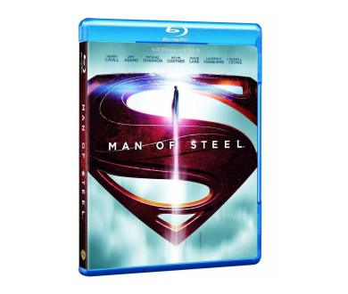 Test Blu-Ray : Man of Steel