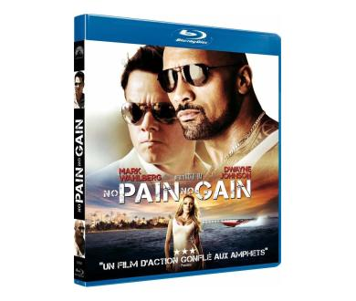 Test Blu-Ray : No Pain No Gain