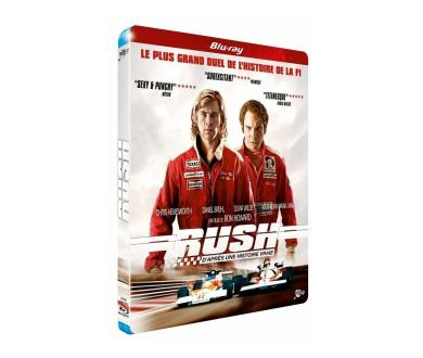 Test Blu-Ray : Rush