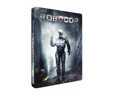 Test Blu-Ray : Robocop (édition 2014)