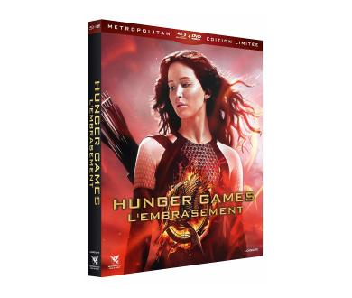 Test Blu-Ray : Hunger Games l'Embrasement