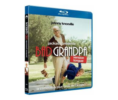Test Blu-Ray : Bad Grandpa