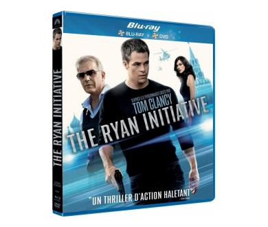 Test Blu-Ray : The Ryan Initiative