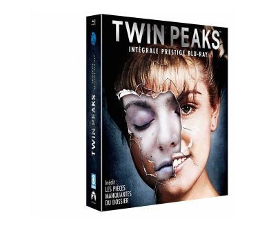Test Blu-Ray : Twin Peaks (Intégrale Prestige)
