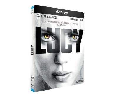 Test Blu-Ray : Lucy
