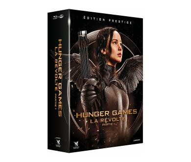 Test Blu-ray : Hunger Games La Révolte – Partie 1