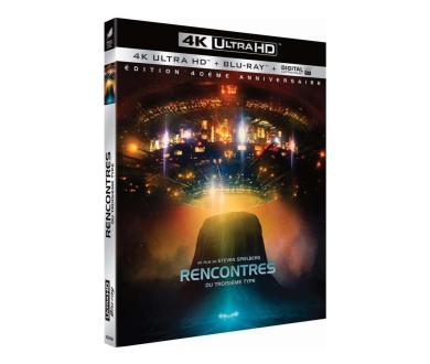 Test 4K Ultra HD Blu-Ray : Rencontres du Troisième Type (Master 4K)
