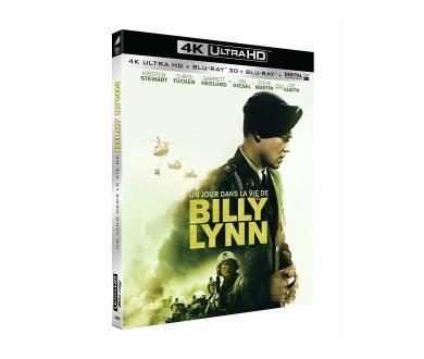 Test 4K Ultra HD Blu-Ray : Un jour dans la vie de Billy Lynn (Master 4K / HFR 120 FPS)