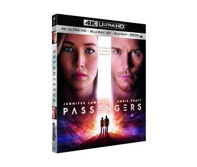 Test 4K Ultra HD Blu-ray : Passengers (Tournage 6.5K, Master 4K)