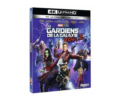 Test 4K Ultra HD Blu-ray : Les Gardiens de la Galaxie Vol.2