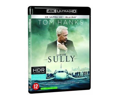 Test 4K Ultra HD Blu-ray : Sully (Tournage 6.5K, Master 4K)
