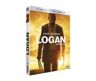 Test 4K Ultra HD Blu-Ray : Logan (Master 4K)