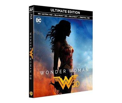 Test 4K Ultra HD Blu-Ray : Wonder Woman (Tournage 35mm)