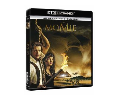 Test 4K Ultra HD Blu-Ray : La Momie (1999)