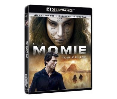 Test 4K Ultra HD Blu-ray : La Momie (2017)