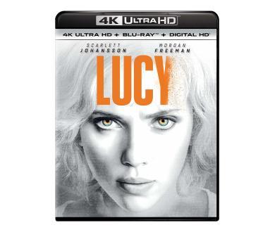 Test 4K Ultra HD Blu-Ray : Lucy (USA, Master 4K)