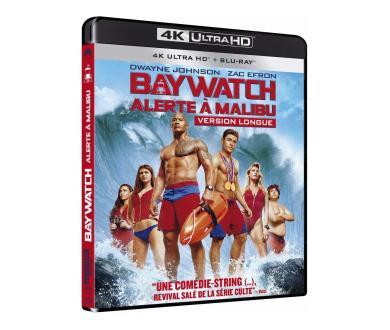 Test 4K Ultra HD Blu-Ray : Baywatch - Alerte à Malibu