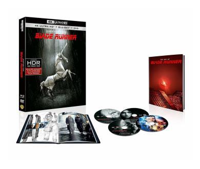 Test 4K Ultra HD Blu-Ray : Blade Runner (Master 4K)