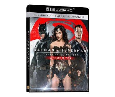Test 4K Ultra HD Blu-Ray : Batman v Superman : L'aube de la justice (Master 4K)