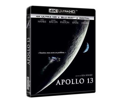 Test 4K Ultra HD Blu-Ray : Apollo 13 (Master 4K)