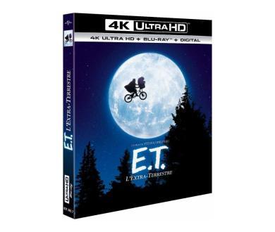Test 4K Ultra HD Blu-Ray : E.T. L'Extra-Terrestre (Master 4K)