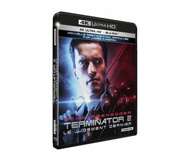 Test 4K Ultra HD Blu-Ray : Terminator 2 (Master 4K)