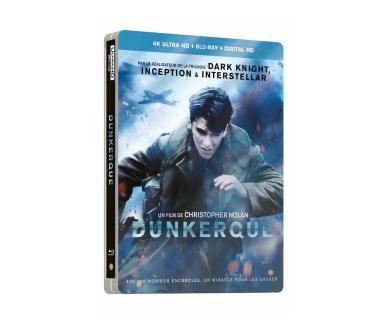 Test 4K Ultra HD Blu-Ray : Dunkerque (Master 4K)