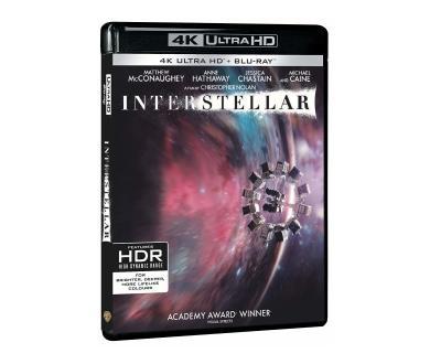 Test 4K Ultra HD Blu-Ray : Interstellar (Tournage 35mm et IMAX)