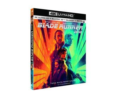 Test 4K Ultra HD Blu-ray : Blade Runner 2049 (Master 4K)