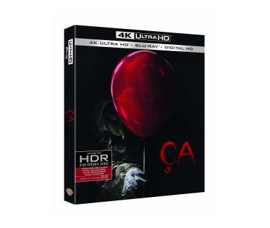 Test 4K Ultra HD Blu-ray : Ça (2017)