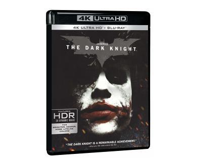 Test 4K Ultra HD Blu-Ray : The Dark Knight (Master 4K)