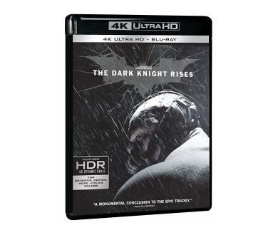 Test 4K Ultra HD Blu-ray : The Dark Knight Rises (Master 4K)