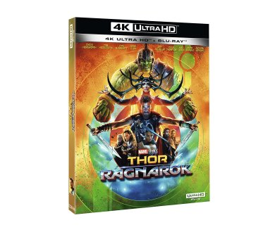 Test 4K Ultra HD Blu-ray : Thor Ragnarok