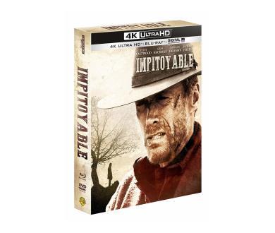 Test 4K Ultra HD Blu-ray : Impitoyable (Master 4K)