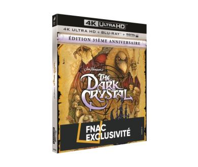 Test 4K Ultra HD Blu-ray : Dark Crystal (Master 4K)