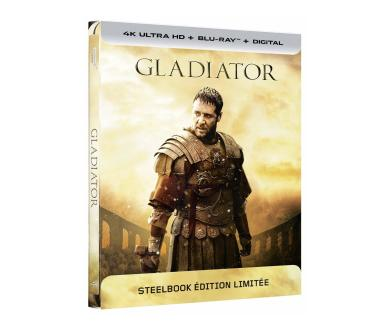 Test 4K Ultra HD Blu-ray : Gladiator (Master 4K)