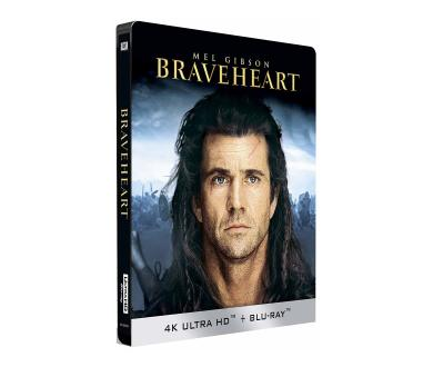 Test 4K Ultra HD Blu-ray : Braveheart (Master 4K)