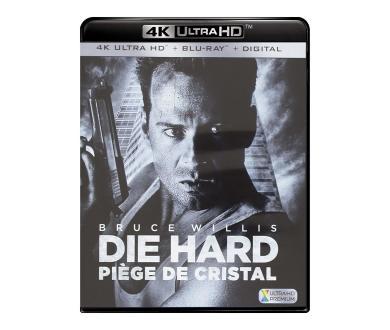 Test 4K Ultra HD Blu-ray : Die Hard - Piège de Cristal (Master 4K)