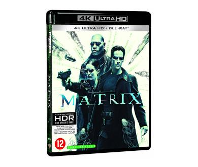 Test 4K Ultra HD Blu-ray : Matrix (Master 4K)