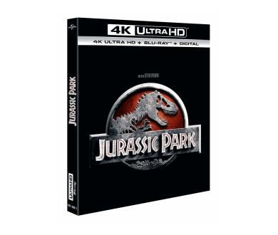 Test 4K Ultra HD Blu-ray : Jurassic Park (25ème anniversaire)